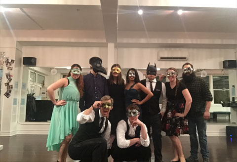 2018 Masquerade Ball - Last Dancers Standing