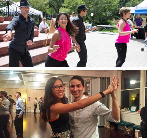 Jersey City Ballroom Dance Parties and Events