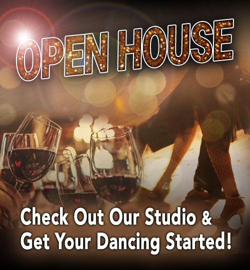 Jersey City Ballroom Open House Dance Party