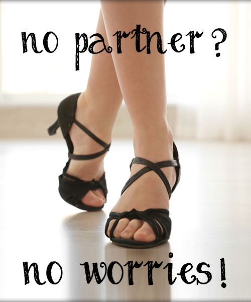 Jersey City Ballroom Dance Classes - No Partner, No Worries