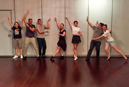 Jersey City Venue Rental - Dance Rehearsal Space