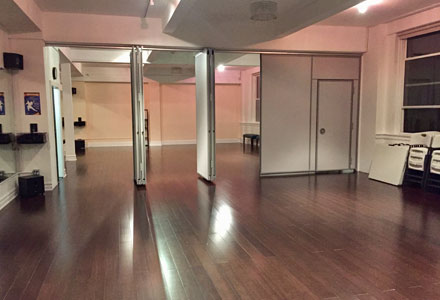 Jersey City Venue Rental - Space Options