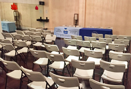 Jersey City Venue Rental - Workshops & Lectures